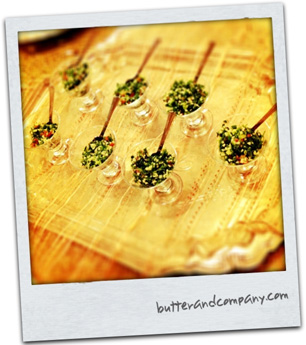 Butter & Company Signature Dishes Made for Texas